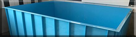 Купели из пластика для бани и сауны