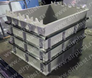 гальванические ванны из полипропилена ЕИР Пласт