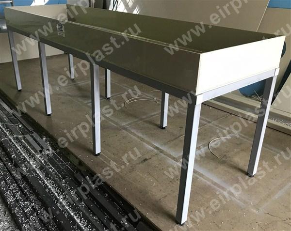 Лабораторный стол из полипропилена
